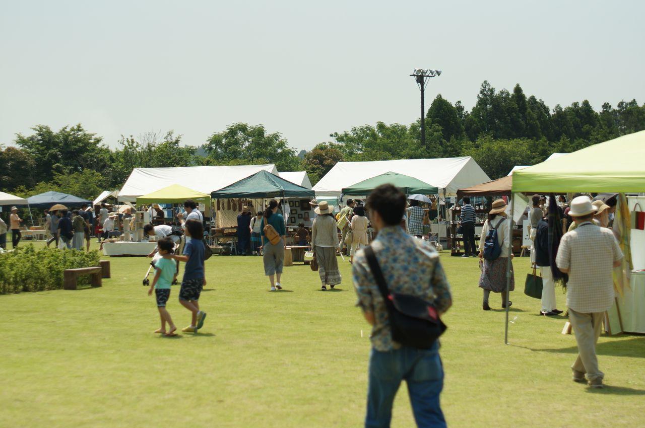 川村記念美術館でやってる「にわのわ」に初参戦!
