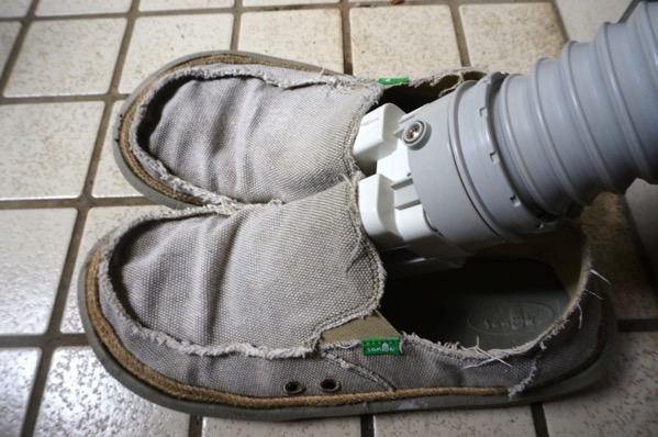 ふとん乾燥機靴乾燥12
