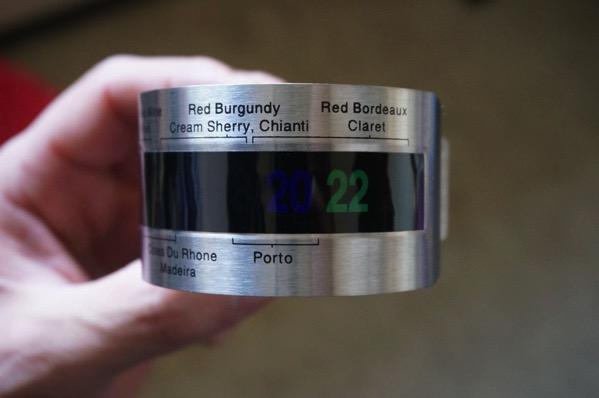 ワイン温度計7