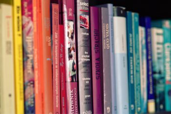 kaboompics.com_Colorful books