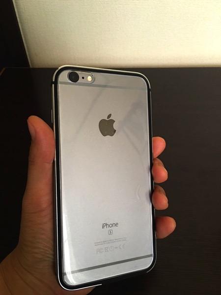 IPhoneバンパー19