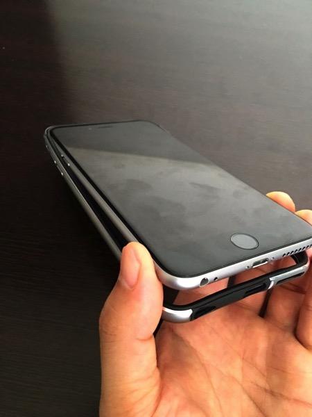 IPhoneバンパー16
