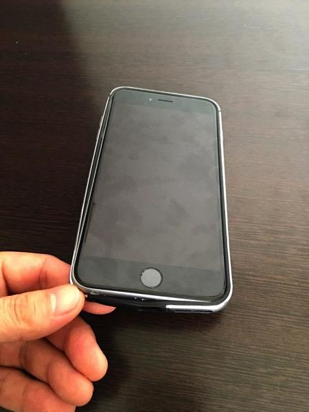 IPhoneバンパー17
