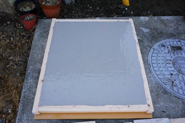 ピザ窯焼床7