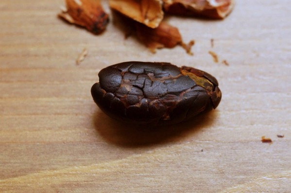 カカオ豆チョコ作り方04