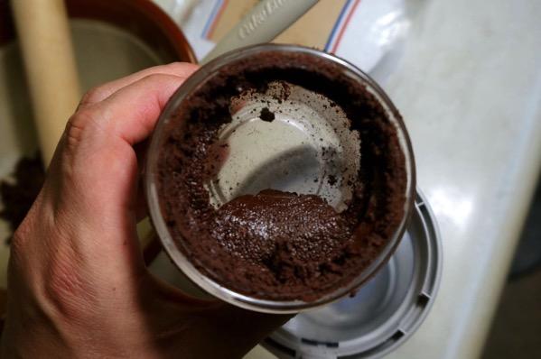 カカオ豆チョコ作り方26