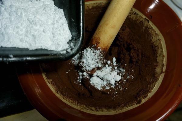 カカオ豆チョコ作り方30