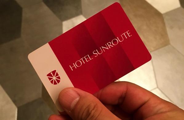 ホテルサンルートなんば08