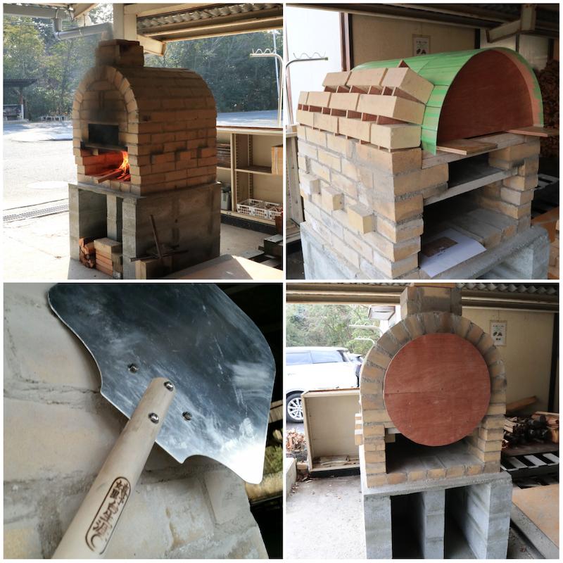 チョーさんのピザ窯2