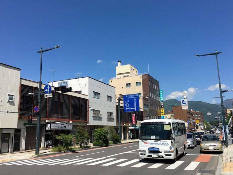 クラフトフェア松本駐車場60