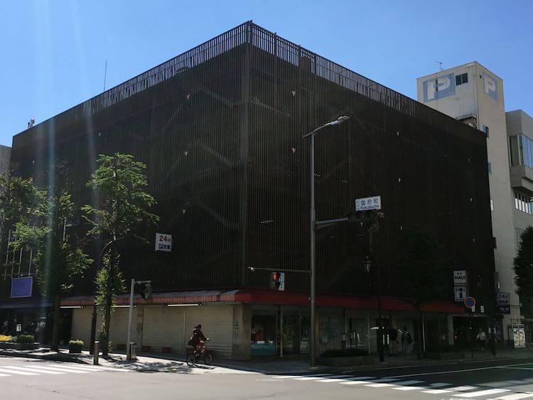 クラフトフェア松本駐車場5