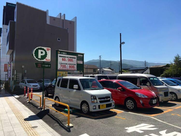 クラフトフェア松本駐車場15