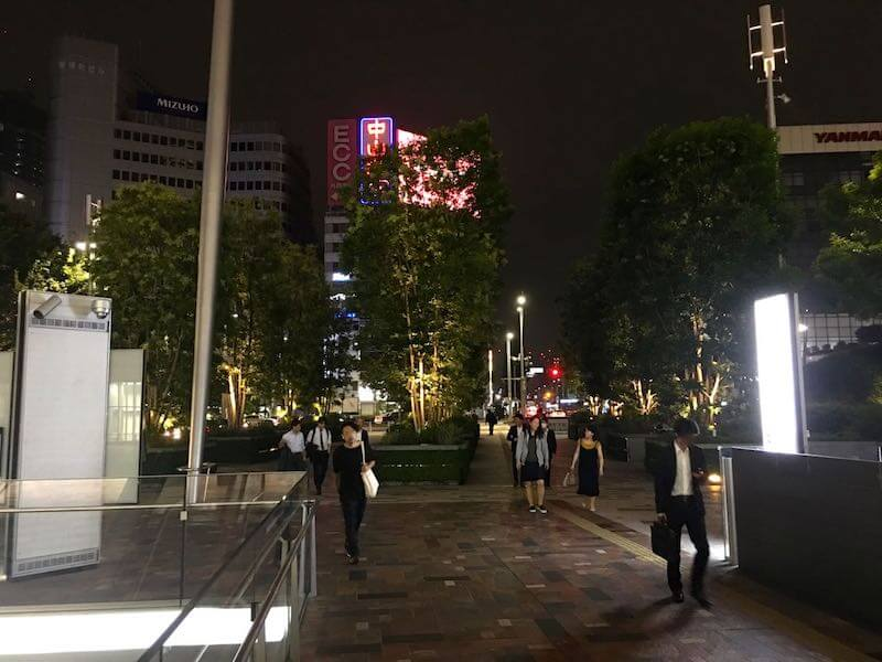 東京駅から五井駅の深夜バス06