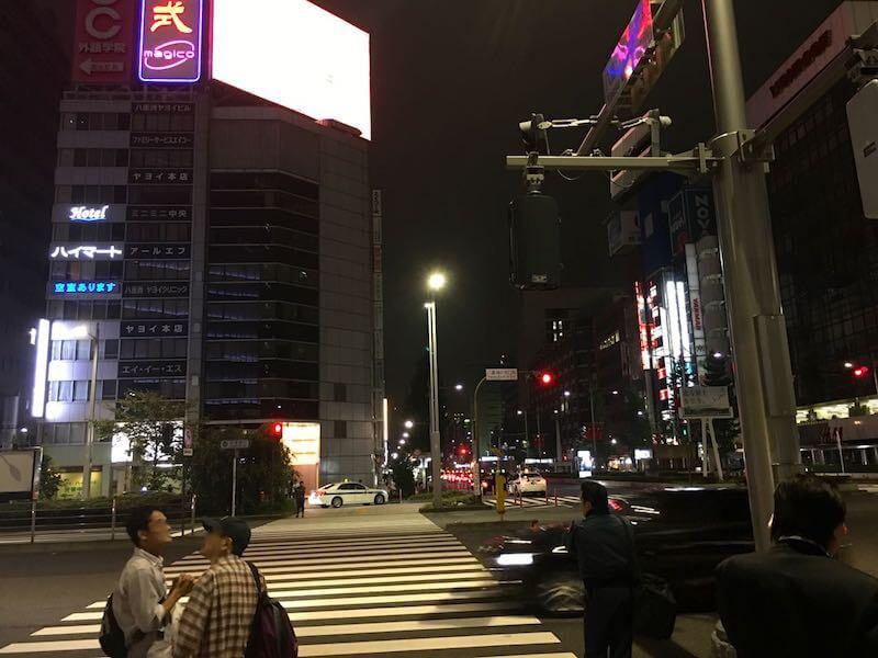 東京駅から五井駅の深夜バス07