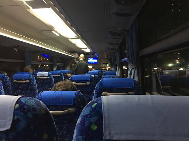東京駅から五井駅の深夜バス13