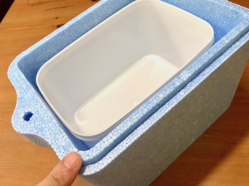 透明な氷の作り方5