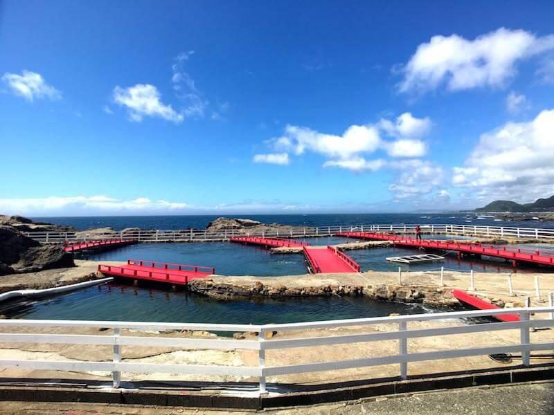 手ぶらで太海フラワー磯釣りセンター1