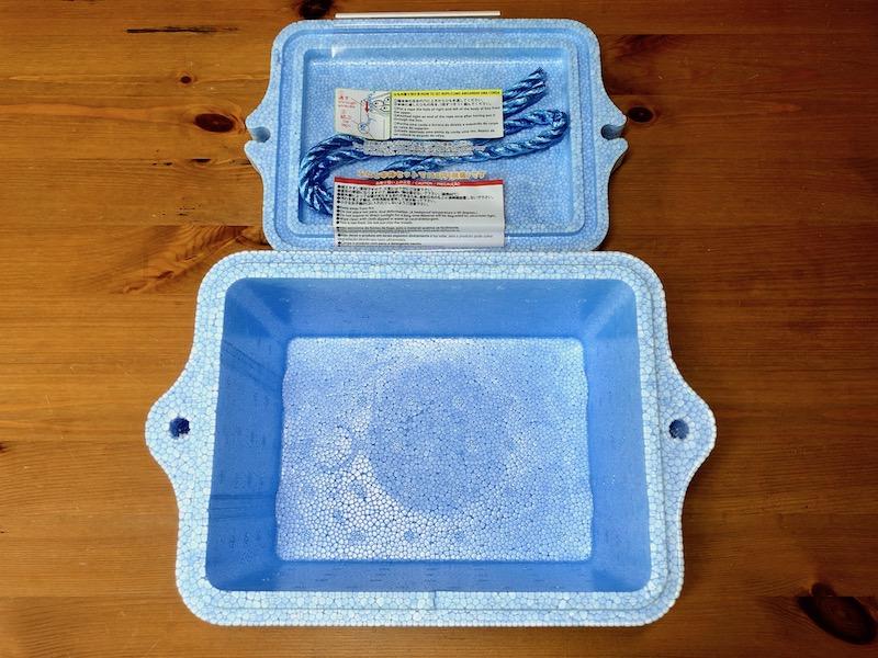 透明な氷の作り方2