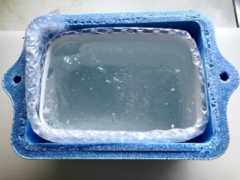 透明な氷の作り方15