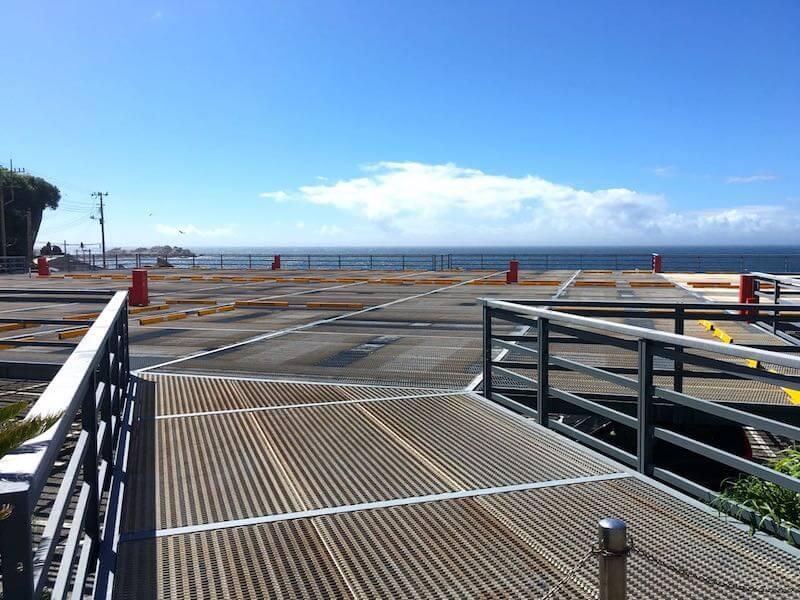 太海磯釣りセンター駐車場2