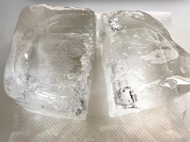 透明な氷の作り方26