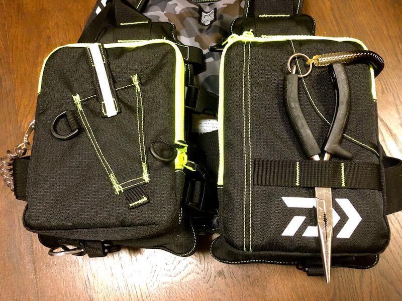 釣り用ライフジャケットDaiwa ライトフロートゲームベスト24