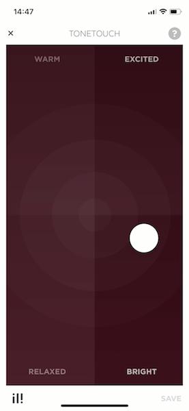 バングオルフセンのアプリbeoplay