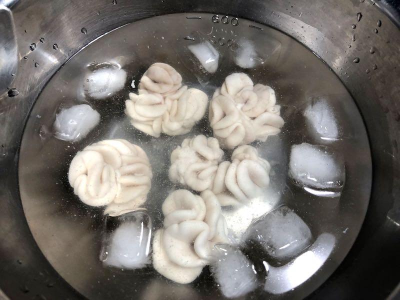 白子ポン酢 作り方3