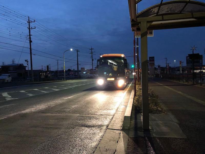 五井長野高速バス2