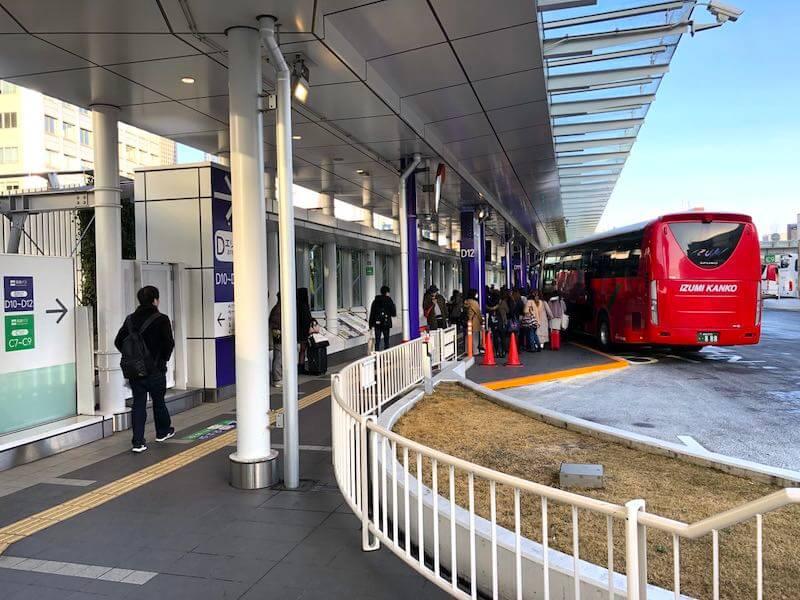 五井長野高速バス18