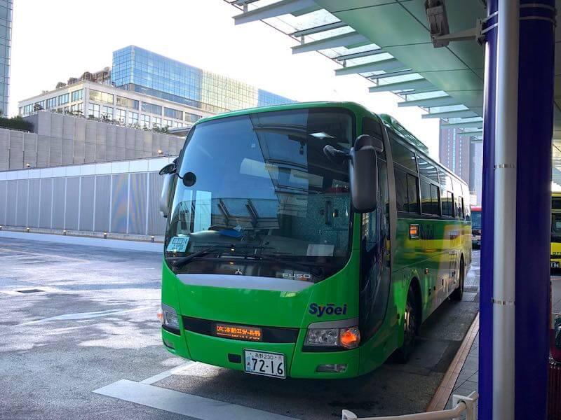 五井長野高速バス21