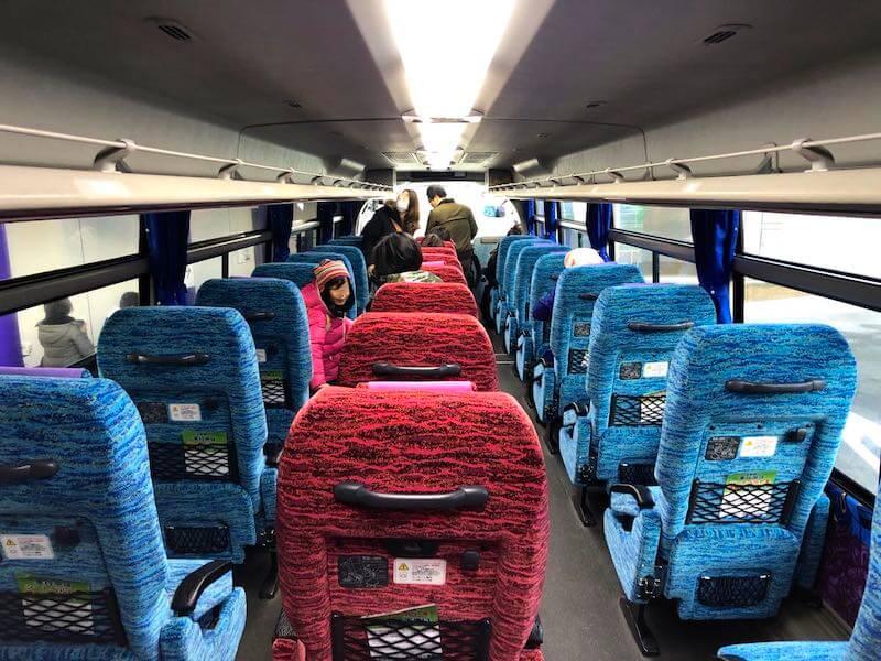 五井長野高速バス24