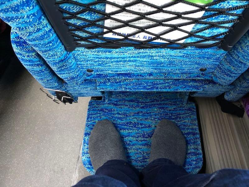 五井長野高速バス28