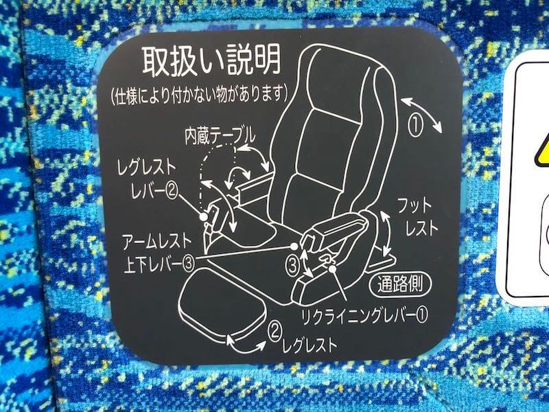 五井長野高速バス33