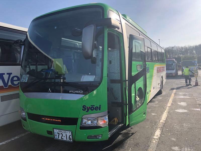 五井長野高速バス37
