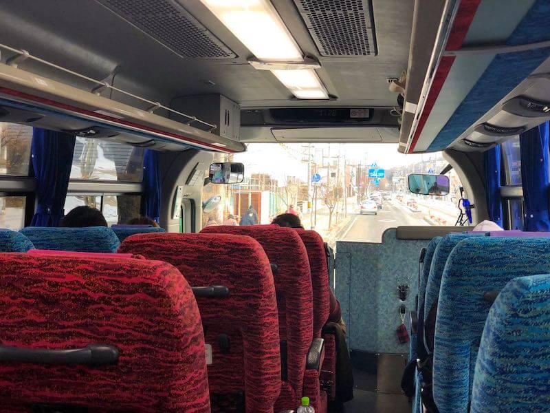 五井長野高速バス40