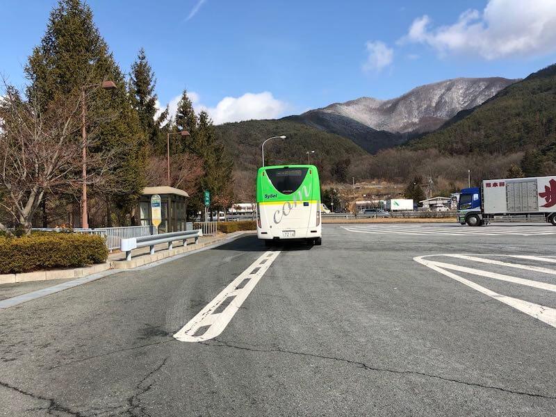 五井長野高速バス42
