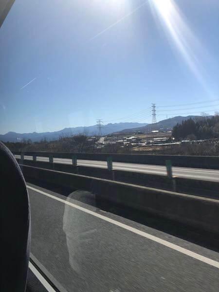 五井長野高速バス52