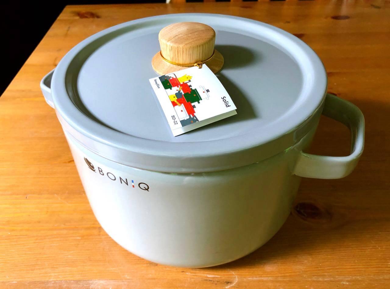 BONIQ用ホーロー深鍋