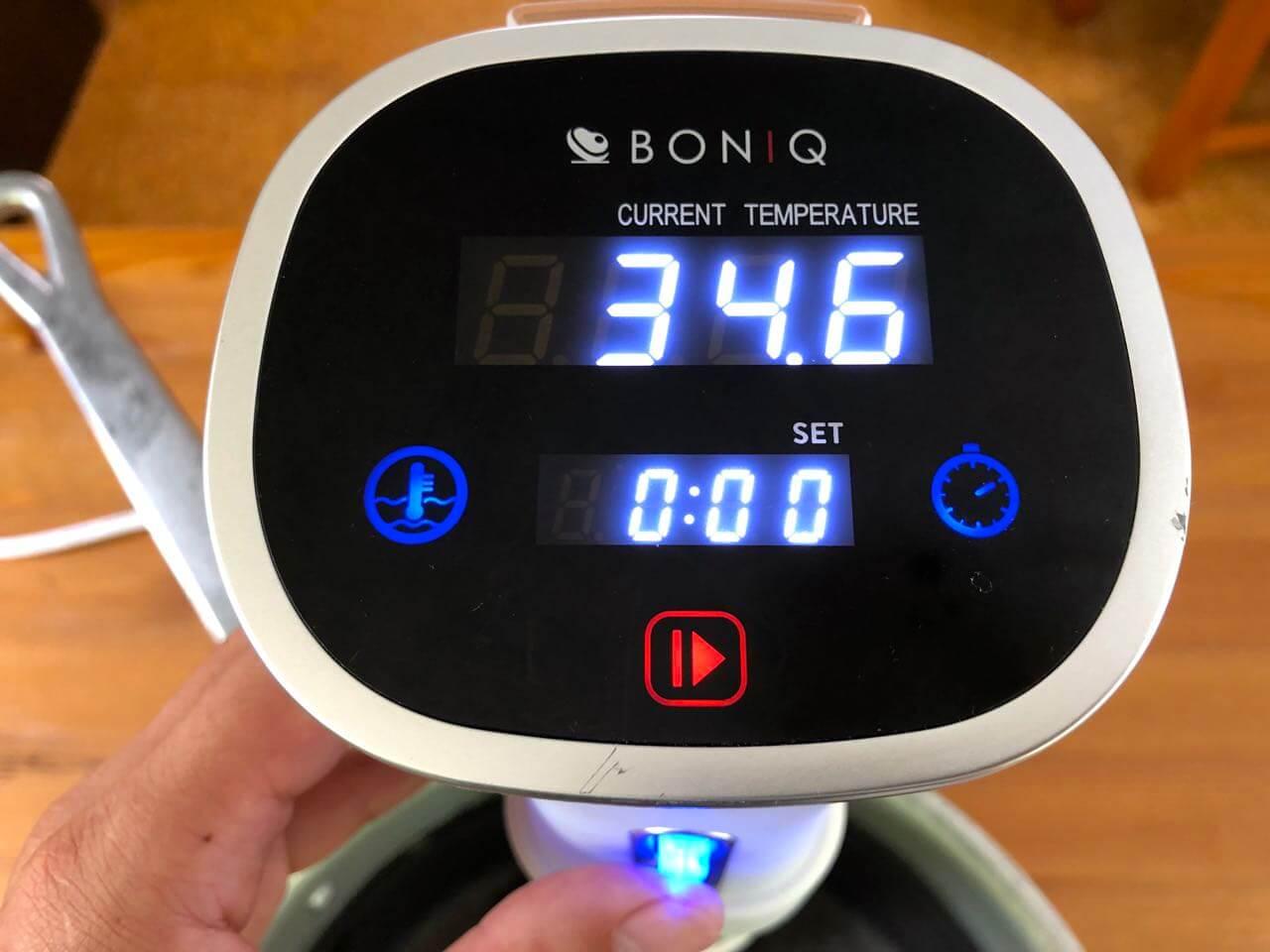低温調理器BONIQボニークの使い方16