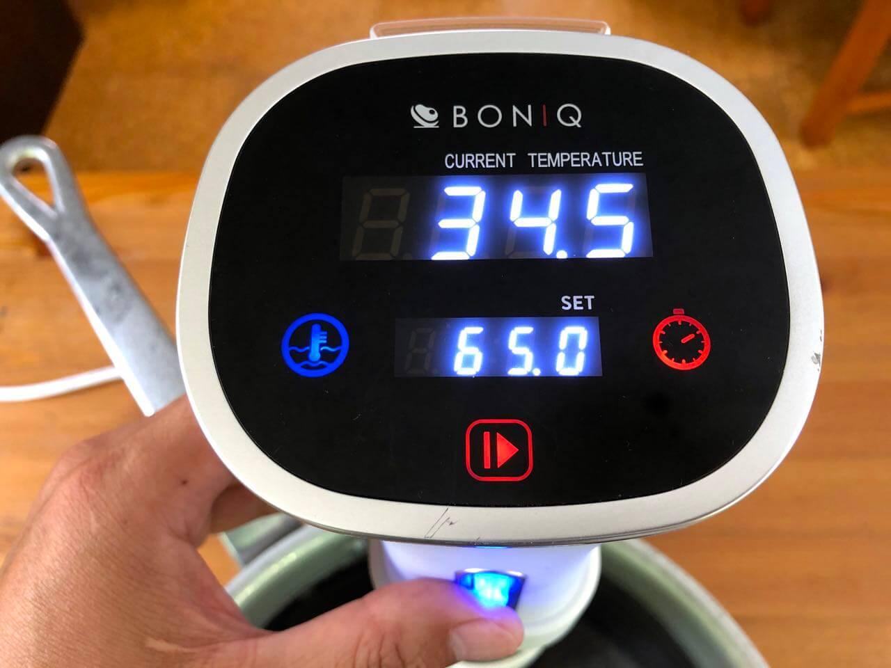 低温調理器BONIQボニークの使い方15
