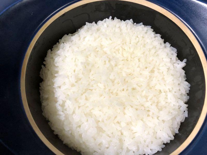 ベストポットで炊いた米3合