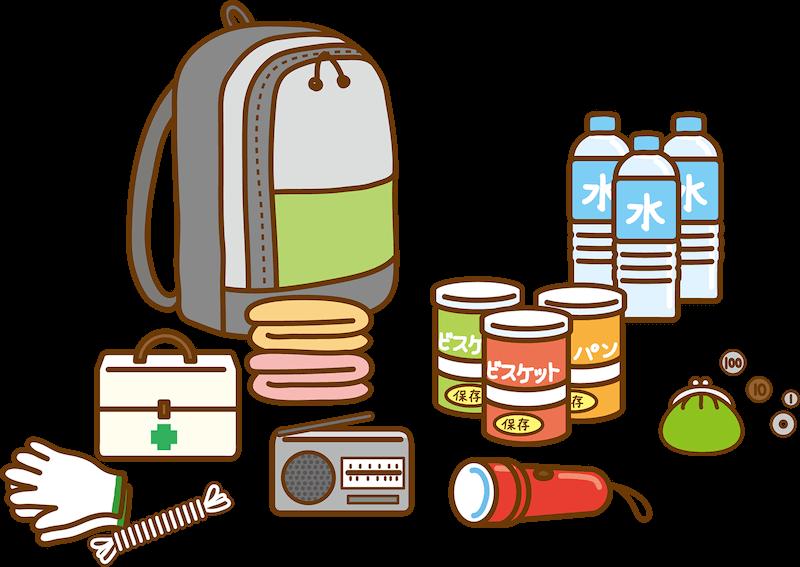 台風の備蓄と対策10