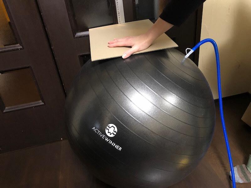 バランスボールの腰痛への効果は?