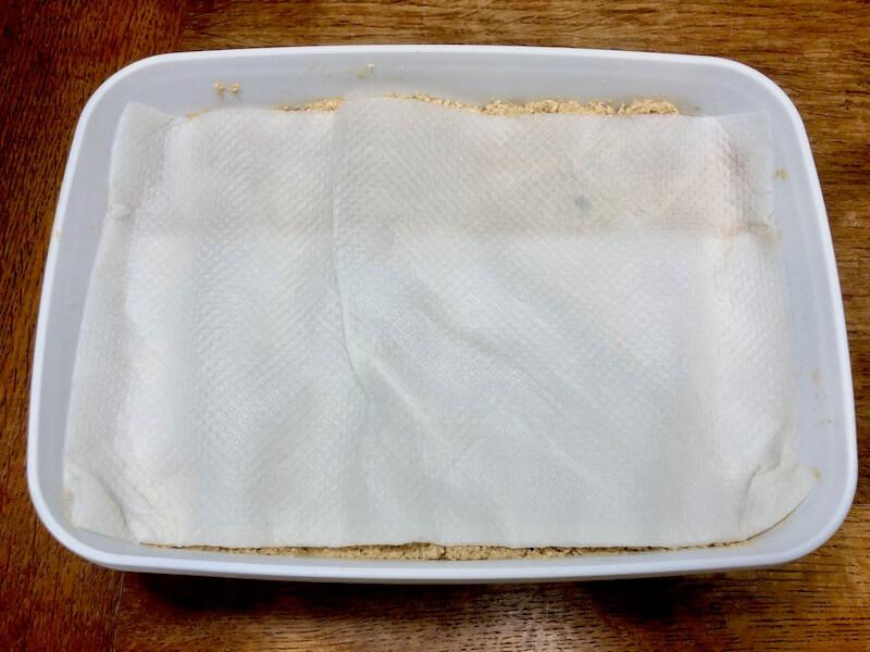 ぬか漬けを冷蔵庫で作る「たね坊のぬか床」29