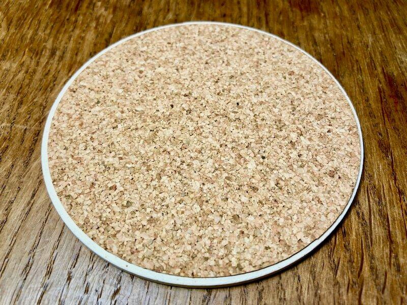 立風道の珪藻土コースター14