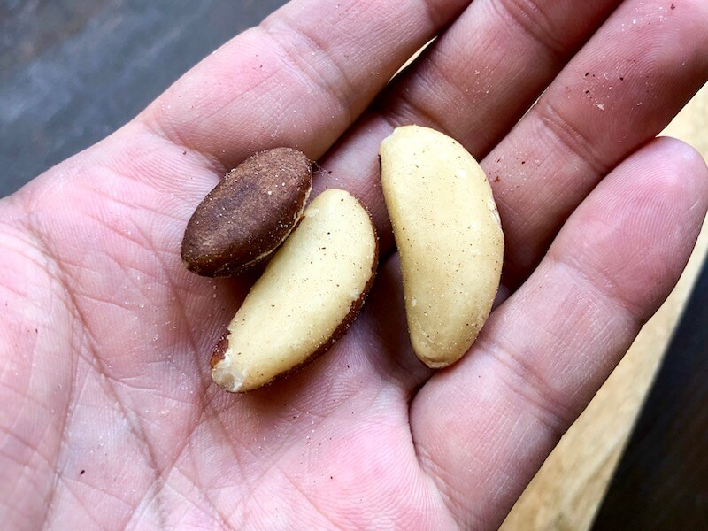 ブラジルナッツの味と効果5