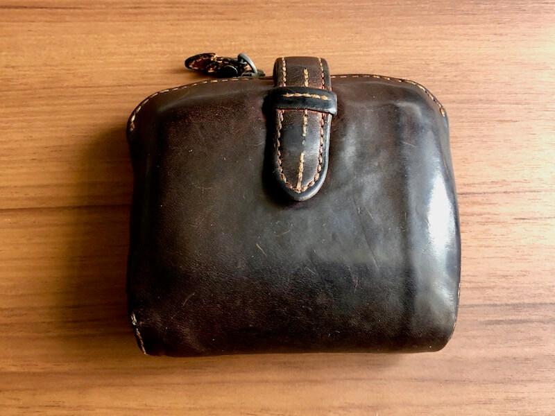 薄くて大容量の二つ折り財布HUKUROのJITAN35