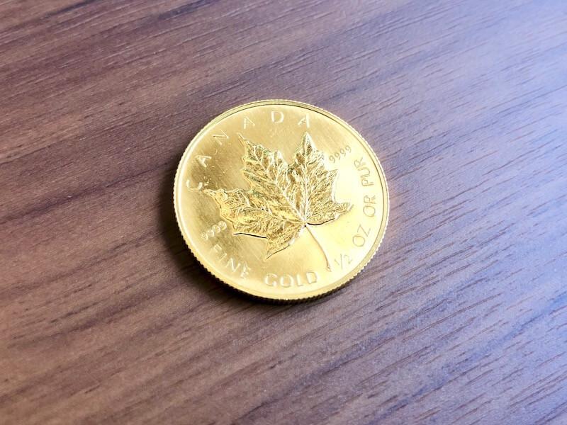 メイプルリーフ金貨を高く買取してもらうには3