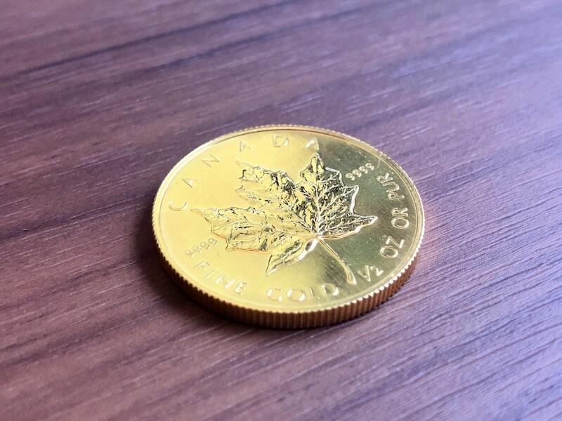 メイプルリーフ金貨を高く買取してもらうには4